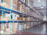 Our Connecticut Warehouse
